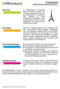 Text WPF Französisch
