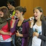Die Gesangstruppe