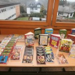 Comics in der Schülerbücherei