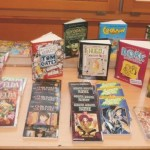Comic in der Schülerbücherei