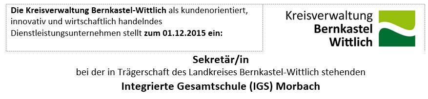 Stellenausschreibung_IGS_Morbach